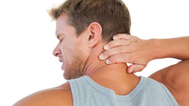 Сильная боль в шее при повороте головы